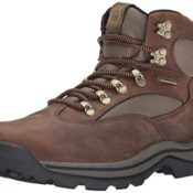 Timberland RG Hike FTP Chocorua Mid GTX Damen Kurzschaft Stiefel, (DARK BROWN/GREEN), 38 EU